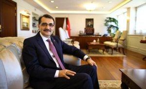 Bakan Dönmez'den enerji sektörüne teşekkür