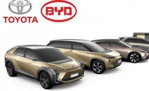 Elektrikli araç üretiminde Çin-Japon işbirliği