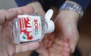 Bor katkılı dezenfektanı BOREL haftaya piyasada