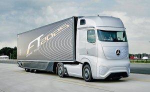 Daimler ve Volvo hidrojen yakıtlı kamyonlar için işbirliği yapacak