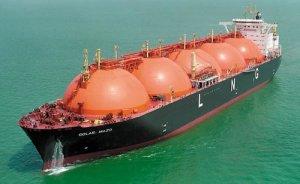 Türkiye'nin LNG ithalatı 2019'da yüzde 13 arttı