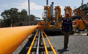 Türkiye'nin doğalgaz ithalatı Şubat'ta yaklaşık dörtte bir arttı