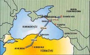 Mavi Akım'dan doğalgaz akışı kesilecek hat bakıma girecek