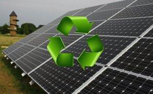 Fransa güneş paneli geri dönüşümünü hızlandırıyor