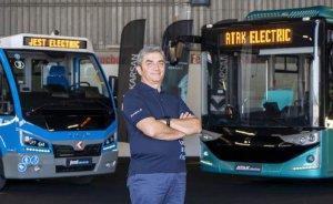 Karsan Avrupa'da ilk otonom elektrikli otobüs satışını gerçekleştirdi