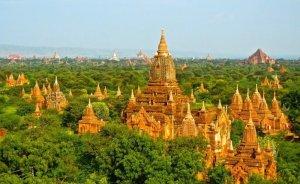 Myanmar 1000 MW'lık güneş santralleri kuracak