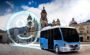 Karsan Portekiz'e elektrikli minibüs gönderecek