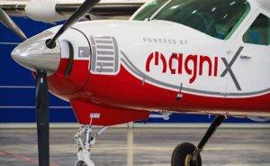 Dünyanın en büyük tam elektrikli uçağı ilk kez havalandı