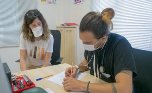 Rusya'da eğitimini tamamlayan gençler Akkuyu NGS'de işbaşı yaptı
