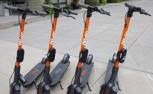 ABD'de elektrikli scooter kullanımı arttı