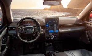Ford'un elektrikli spor aracı eller serbest sürüş seçeneği sunacak