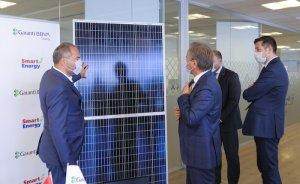 Smart Energy'nin güneş yatırımlarına Garanti finansmanı