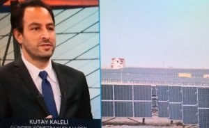 Kaleli: Çatı GES kurulumları sanayiciye büyük finansal avantaj sağlıyor