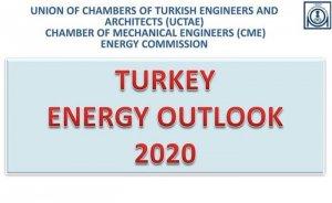 MMO Türkiye Enerji Görünümü 2020 Sunumu İngilizceye çevrildi