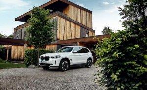 BMW'nin tamamen elektrikli modeli  iX3 2021'de Türkiye'de
