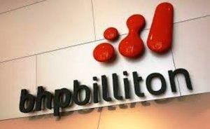 BHP Billiton'un yıllık kömür üretimi yüzde 16 düştü