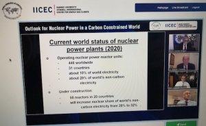 Budnitz: Nükleer santral kuran ülkelere güçlü ve bağımsız düzenleme kurumu şart