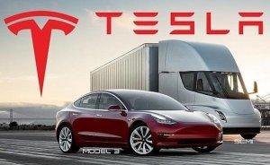 Tesla 104 milyon dolar kâr açıkladı