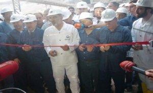 Soma Holding yeni maden ocağını açtı