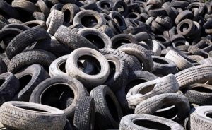 Konya'da atık lastikler elektriğe dönüştürülecek