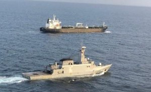 ABD İran petrol tankerlerine el koydu iddiası