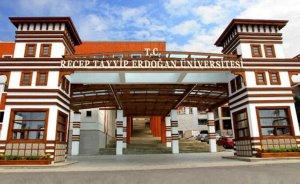 Rize RTE Üniversitesi makine doçenti alacak