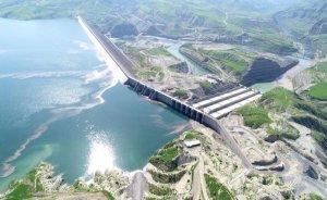 Ilısu HES 3 ayda 750 milyon kWh elektrik üretti