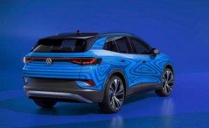 VW ilk elektrikli SUV'unun üretimine başladı