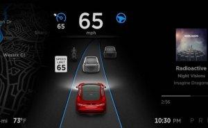 Tesla'nın araçları trafik işaretlerini tanıyabilecek
