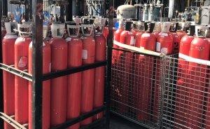 ABD'li Taronis'in Türkiye'deki ilk gazlaştırma ünitesi devrede