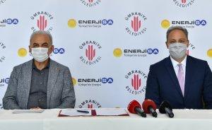 Enerjisa, Ümraniye Belediyesi'nin elektrik tüketimini düşürdü