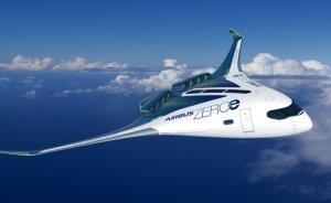 Airbus'tan sıfır emisyonlu uçak için 3 konsept