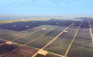 Dünyanın en büyük güneş santrali elektrik üretimine başladı