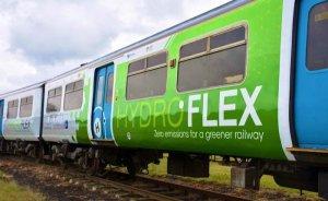İngiltere hidrojen yakıtlı tren seferlerine hazırlanıyor