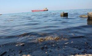 Kıbrıs`ta denize petrol sızdı