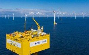 Danimarka ve Almanya elektrik ağı denizüstü RES'lerle birleşiyor