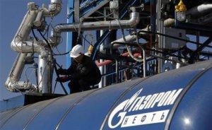 Gazprom Eylül'de 16,2 milyar m3 gaz ihraç etti