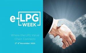 Dünya LPG üreticileri e-LPG Haftası'nda bir araya gelecek