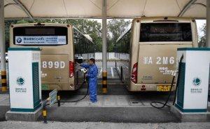 Çin'de otobüslerin yüzde 60'ı elektrikli