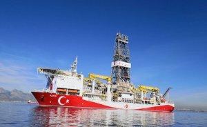 Fatih Sondaj Gemisi Karadeniz'de Türkali-1 kuyusuna ulaştı