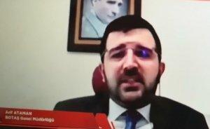 Ataman: Hidrojen karışımlı doğalgazı yerli teknoloji ile arttıracağız