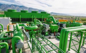 Aydın'da iki Jeotermal Santral elektrik üretimine başladı