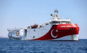 Oruç Reis'in Akdeniz'deki görevi 29 Kasım'da tamamlanacak