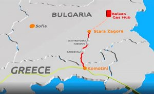 Azerbaycan gazının Bulgaristan'a sevki 2021 başında başlayacak
