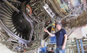 Rolls-Royce sürdürülebilir havacılık yakıtı kullanacak