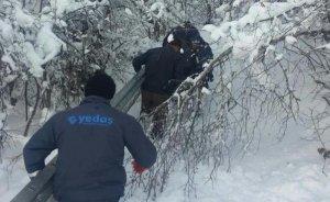 YEDAŞ kış öncesi arıza önleyici bakımları tamamladı
