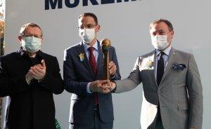 Limak Enerji'ye Bursa Mükemmellik Başarı Ödülü