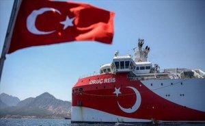 Oruç Reis'in Akdeniz'deki görevi 15 Haziran'a uzatıldı