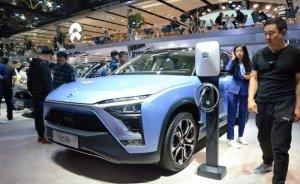 Çin'de yeni enerjili araç sayısı 1.1 milyonu geçti