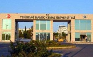 Namık Kemal Üniversitesi enerji doçenti arıyor